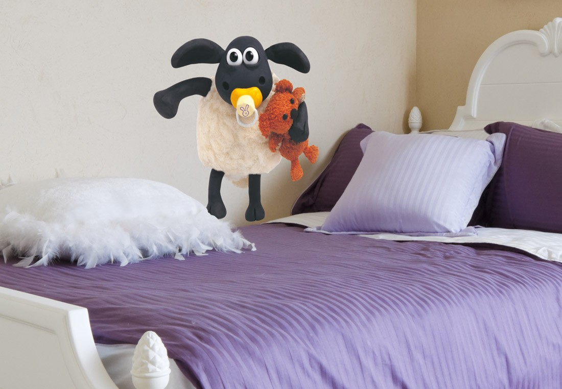 Wall Sticker - Shaun the Sheep - Timmy Time