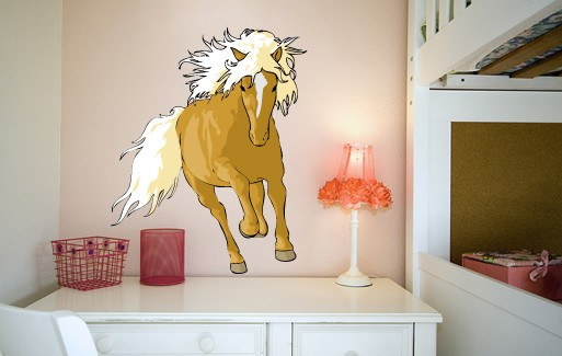 Wall Sticker - Wild Horse